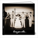 Parents Wedding Books - 8x8 Photo Book (20 pages)