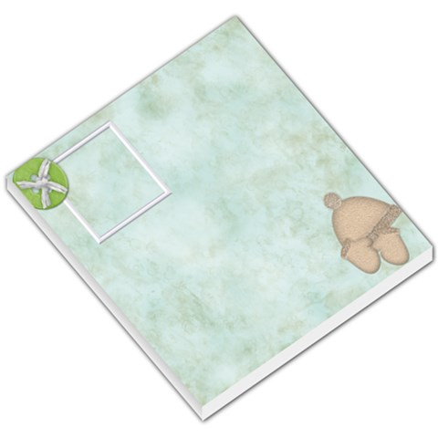 Memo Pad Blustery Day 1001 By Lisa Minor   Small Memo Pads   Vi6d2tkubto7   Www Artscow Com