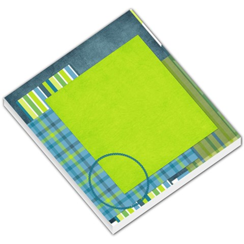 Memo Pad Bluegrass 1001 By Lisa Minor   Small Memo Pads   Rc2ksnyw4wpg   Www Artscow Com
