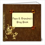 papa - 8x8 Photo Book (20 pages)