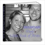 Brendan s Book - 8x8 Photo Book (30 pages)