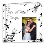 krystle s wedding - 8x8 Photo Book (39 pages)