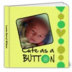 Lucas Wilson Born finished - 8x8 Deluxe Photo Book (20 pages)