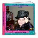 Danielle s 11th Birthday, Book 2 - 8x8 Photo Book (20 pages)