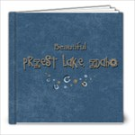 Priest Lake - 8x8 Photo Book (20 pages)