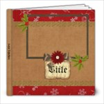 Holiday Traditions 8x8 Photo Book - 8x8 Photo Book (20 pages)