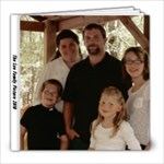 Family Pic Book  - 8x8 Photo Book (30 pages)