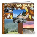 camping 2010 - 8x8 Photo Book (20 pages)