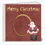another Christmas - 8x8 Photo Book (20 pages)