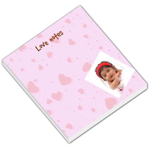 Love Memopad By Rajshree   Small Memo Pads   8kyragqrg7ia   Www Artscow Com