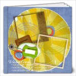 12x12 Family Vacation/Travel Album - 12x12 Photo Book (20 pages)