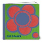 My flower 8x8 20 pages - 8x8 Photo Book (20 pages)