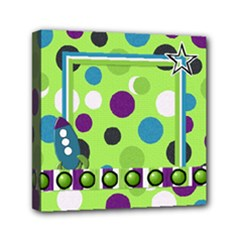 6x6 Canvas-A Space Story 1002 - Mini Canvas 6  x 6  (Stretched)