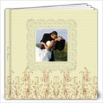 Old Victorian Wallpaper Album - 12x12 Photo Book (20 pages)