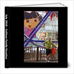 2010 Vacation Book - 8x8 Photo Book (20 pages)