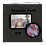 Aaron s Parents Album - 8x8 Photo Book (20 pages)