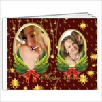 merry christmas - 7x5 Photo Book (20 pages)