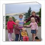 MOCIUTES KNYGA (paskutinis su zodziais.) - 8x8 Photo Book (80 pages)