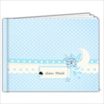 7x5- Precious Baby - Boy - 7x5 Photo Book (20 pages)