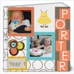 porter 1 - 12x12 Photo Book (40 pages)