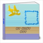 Baby boy book 8x8 - 8x8 Photo Book (20 pages)