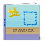 Baby boy book 6x6 - 6x6 Photo Book (20 pages)