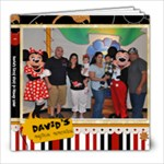 Our Disney mini vacation - 8x8 Photo Book (20 pages)