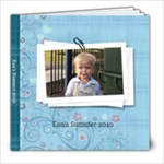 Ean s summer 2010 - 8x8 Photo Book (20 pages)