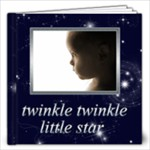 Twinkle Twinkle Little Star - 12x12 Photo Book (20 pages)