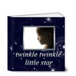 Twinkle Twinkle Little Star 4 x 4 Bragbook - 4x4 Deluxe Photo Book (20 pages)