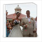 Seana & William s Wedding - 6x6 Photo Book (20 pages)