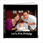 Lexi s First Birthday - 6x6 Photo Book (20 pages)