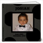 Josiah s Large Album - 12x12 Photo Book (40 pages)