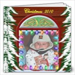 Christmas 2010 12x12 - 12x12 Photo Book (20 pages)