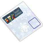 Happy holidays memopad - Small Memo Pads