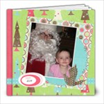 Retro Style Christmas Album - 8x8 Photo Book (20 pages)