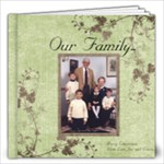 Our Family... - 12x12 Photo Book (40 pages)