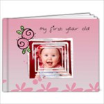 My baby girl - 7x5 new edition - 7x5 Photo Book (20 pages)