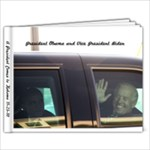 A President comes to Kokomo - 7x5 Photo Book (20 pages)