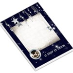 a star is born large memo pad - Large Memo Pads