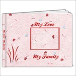 My Love, My Family 7x5 23p - 7x5 Photo Book (20 pages)