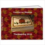 Thanksgiving 2010 - 7x5 Photo Book (20 pages)