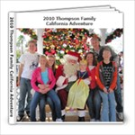 2010 Disney+Beach - 8x8 Photo Book (39 pages)