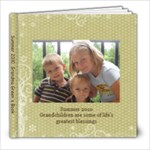 8x8 kids book for family-G Green! - 8x8 Photo Book (20 pages)