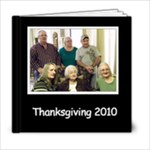 Thanksgiving - 6x6 Photo Book (20 pages)