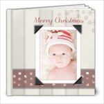 Christmas book - 8x8 Photo Book (20 pages)