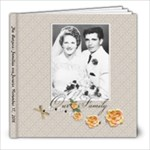 Beazer sealing - 8x8 Photo Book (20 pages)