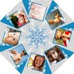 christmas - Folding Umbrella