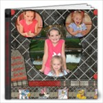 Disney Vacation - 12x12 Photo Book (20 pages)