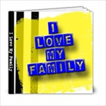 Cox Fam Book - 6x6 Photo Book (20 pages)